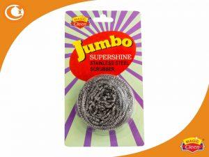 Jumbo Stainless Steel Scrubber Magic Cleen