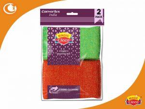 Anti bacterial Scourer scrub pads