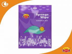 Sponge Wipe Pack of 5 Magic Cleen