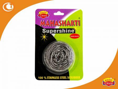 Magic Cleen Mahashakti Stainless Steel Scrubber